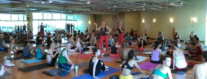 Gaia Flow Yoga is one of Mellissa 님이 좋아한 장소.