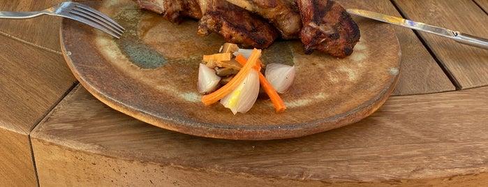 Zuma Bodrum is one of Restoranlar.