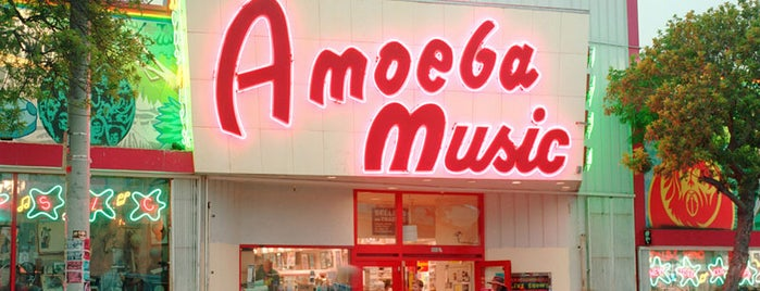 Amoeba San Francisco is one of San Francisco.