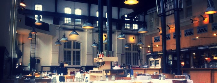 Café Restaurant Amsterdam is one of Hello, Amsterdam.