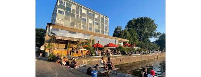 Marineterrein is one of Amsterdam.