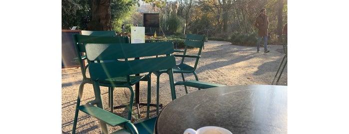 De Orangerie is one of Vegan places.