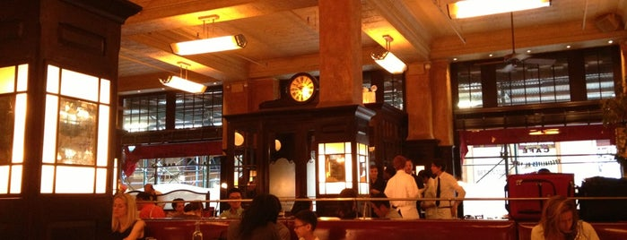 Balthazar is one of ShuckerPaddy's Oyster Bars.