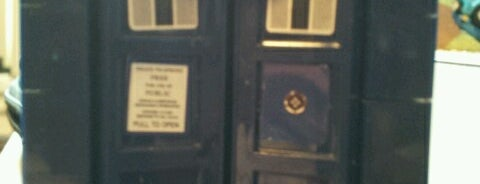 tardis is one of New York New York.