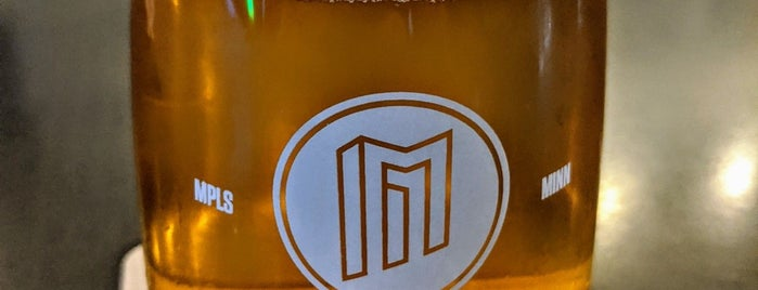 Modist Brewing Co is one of Bar hoppin!!.