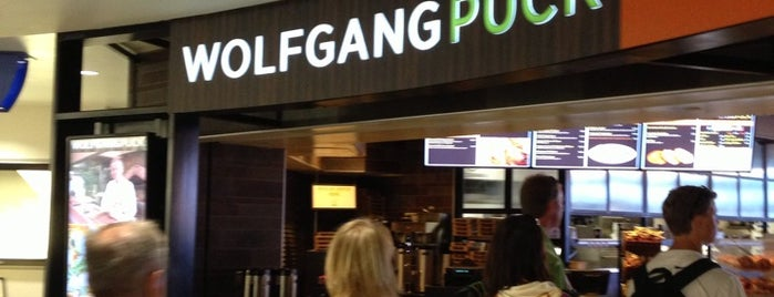 Wolfgang Puck Express is one of Los Angeles LAX & Beaches.