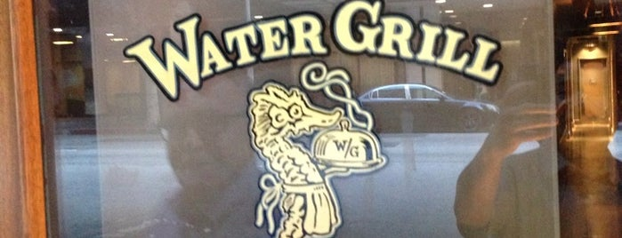 The Water Grill is one of Fish & Chips.
