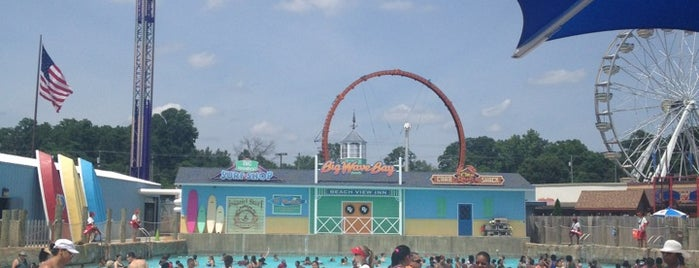 Clementon Park & Splash World is one of Duane 님이 좋아한 장소.