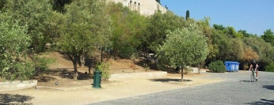 Dionysiou Areopagitou is one of places...