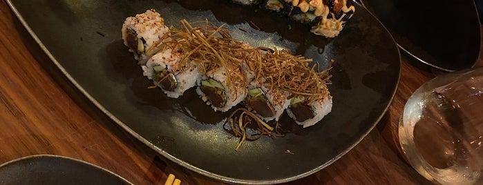 Kaen Sushi is one of Zomato.