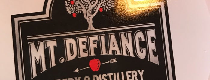 Mt. Defiance Cidery & Distillery is one of Loudoun Ale Trail.