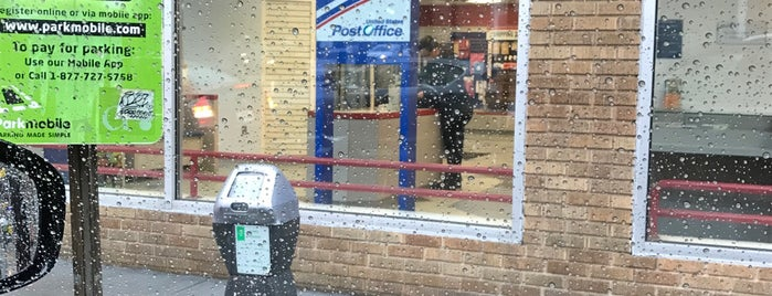 US Post Office is one of Best Places DC/Metro Area Part 1.
