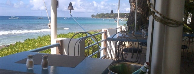 The Beach House is one of Barbados West Coast Boardwalk.