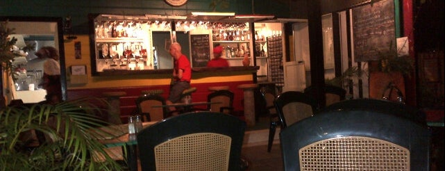 Bombas Restaurant is one of Eats In Barbados.