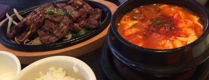 OSEK Korean Cuisine is one of Places I've Been.
