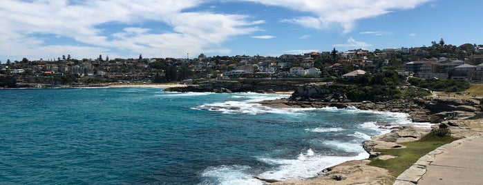 Bondi - Bronte Coastal Walk is one of SYD.