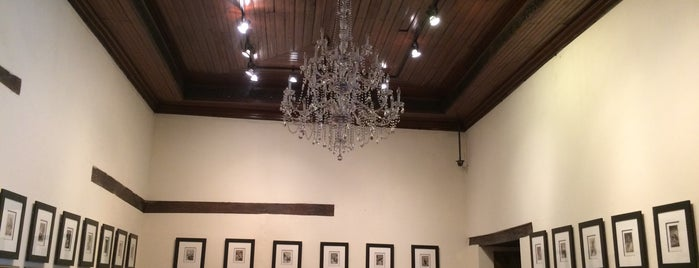 Centro de Arte Fundación Ortiz Gurdián is one of Andy : понравившиеся места.