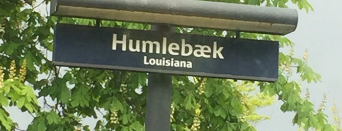 Humlebæk is one of Copenhagen 2018.