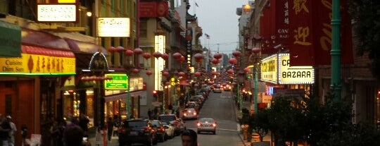 Chinatown is one of 72 hours in San Francisco.