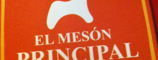 El Meson Principal is one of Gabrielさんの保存済みスポット.
