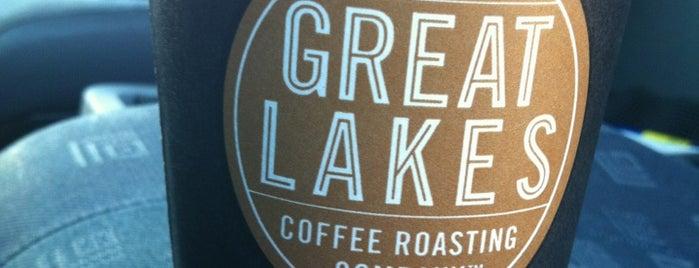 Great Lakes Coffee Roasting Company is one of Utah Road Trip!.