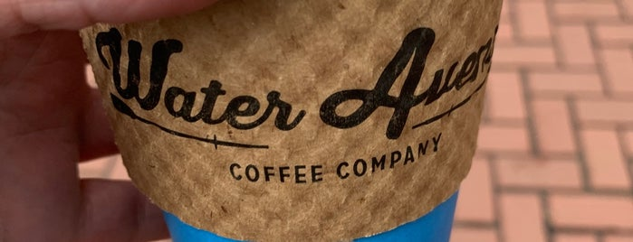 Water Avenue Coffee Company is one of PDX coffee.