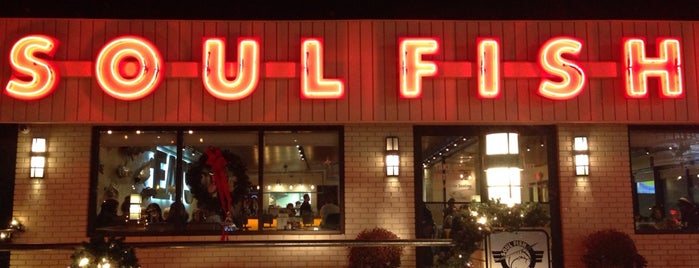Soul Fish is one of Memphis.