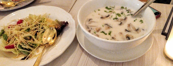 Maison Bangkok is one of NYC need to try.