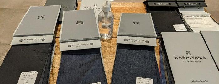 Onward Kashiyama is one of NYC shop.