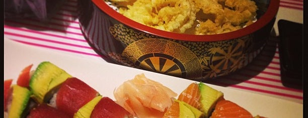 Sushi Time is one of Lugares favoritos de Semrouni.