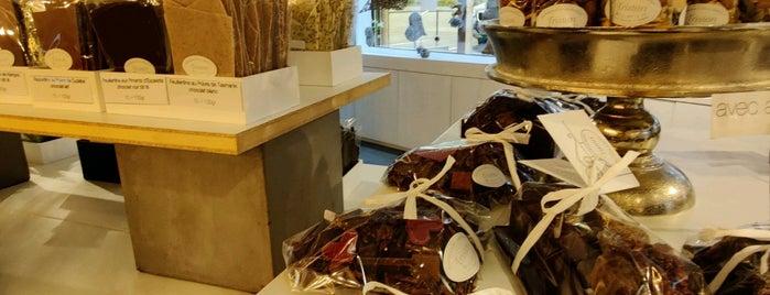 Tristan Artisan Chocolatier is one of Lugares favoritos de Jason.