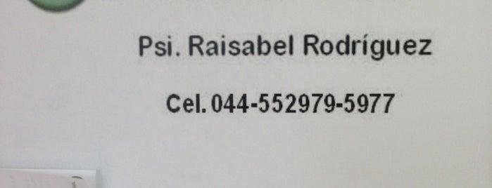 Clinica Del Estrés: Dra. Raisabel Rodriguex is one of Locais salvos de Sandra.