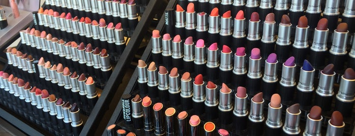 MAC Cosmetics is one of Top picks for Cosmetics Shops.