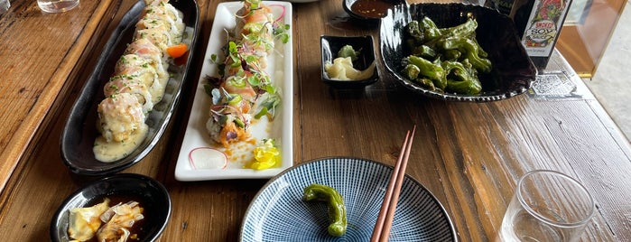 JAPONICA DINING is one of Japanese.