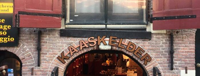 Kaaskelder is one of สถานที่ที่บันทึกไว้ของ Dørte.