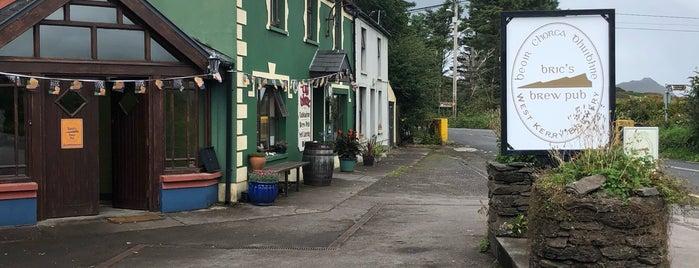 West Kerry Brewery is one of Irlanda.