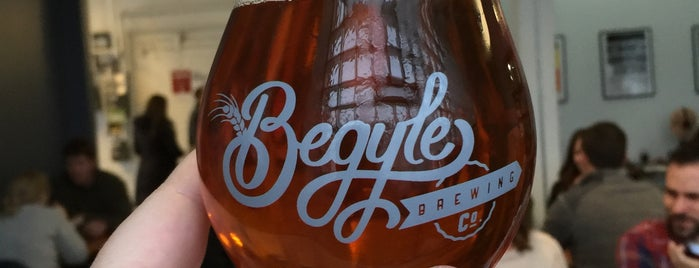 Begyle Brewing is one of Chicago area breweries.