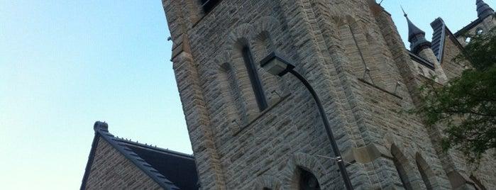 Westminster Presbyterian Church is one of Tempat yang Disukai Alan.