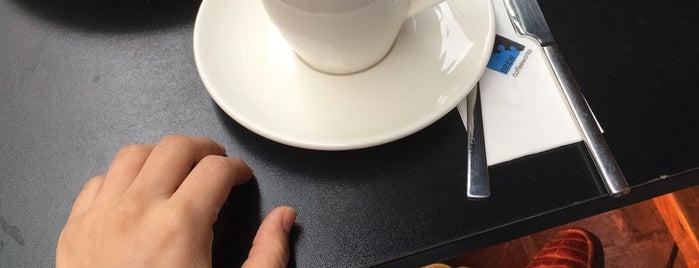 Brew Coffee Works is one of Orte, die Samet gefallen.