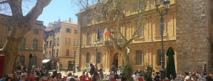 Place de l'Hôtel de Ville is one of Aix-en-Provence.