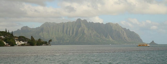 Kaneohe Bay is one of Favorite Local Kine Hawaii.