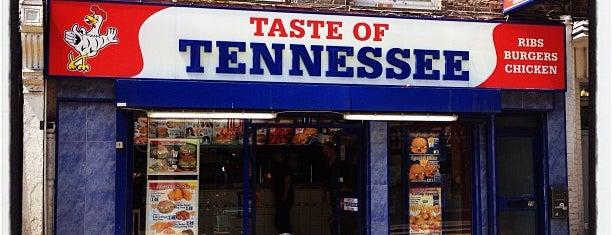 Taste Of Tennessee is one of Posti salvati di Reyner.