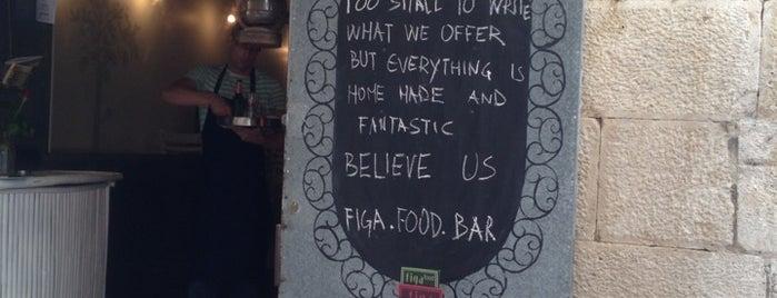 Figa Food Bar is one of For Croatia.