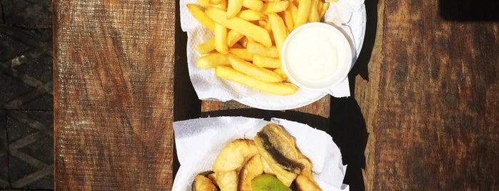 Fish & Chips is one of Posti salvati di Dervynas.lt.