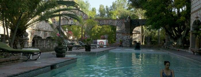 Rancho La Pitaya is one of Tempat yang Disimpan Jörge.