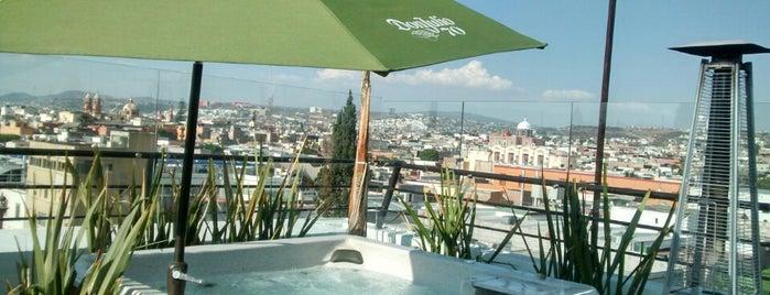 Sky Garden is one of Querétaro.
