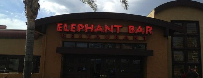 Elephant Bar is one of สถานที่ที่ Andrew ถูกใจ.