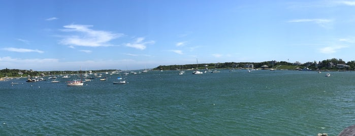 Edgartown Dock is one of Lugares favoritos de Danyel.