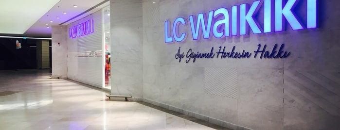 LC Waikiki is one of Istanbul |Shopping|.