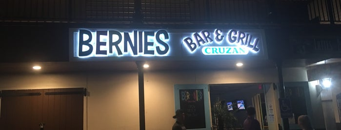 Bernie's is one of U.S. Virgin Islands.